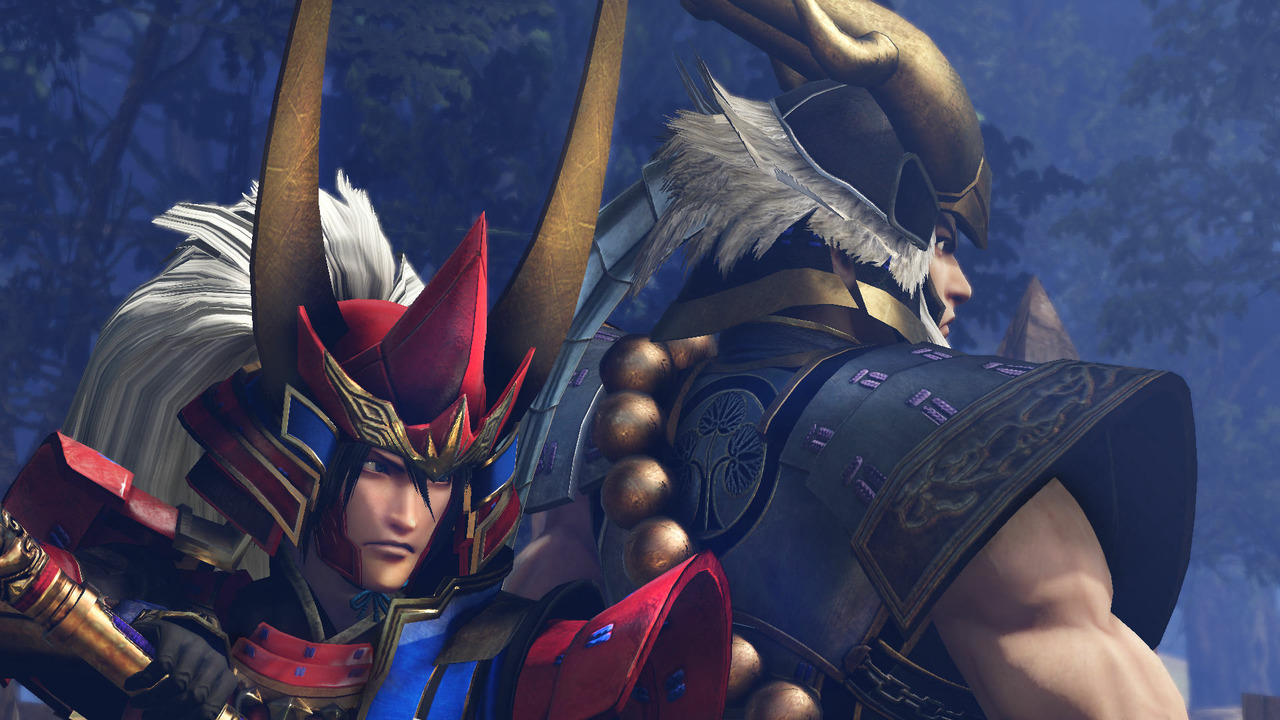 Samurai Warriors 4 Free Download