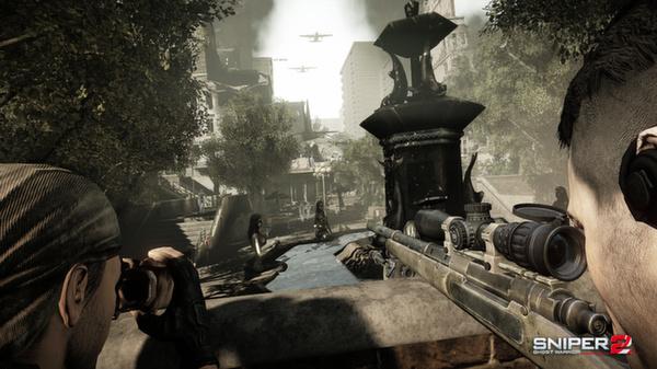 Скриншот №8 к Sniper Ghost Warrior 2