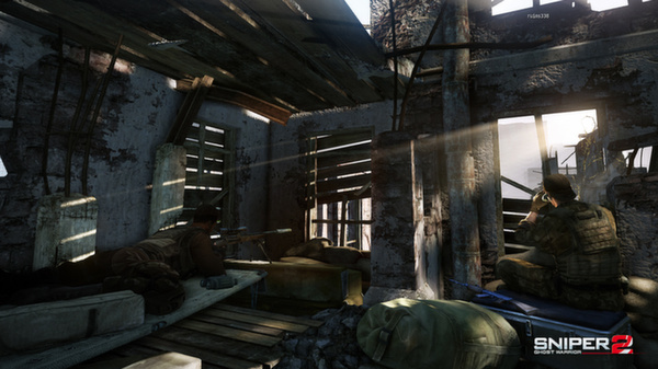 Скриншот №9 к Sniper Ghost Warrior 2
