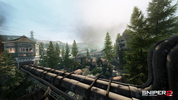 Скриншот №3 к Sniper Ghost Warrior 2
