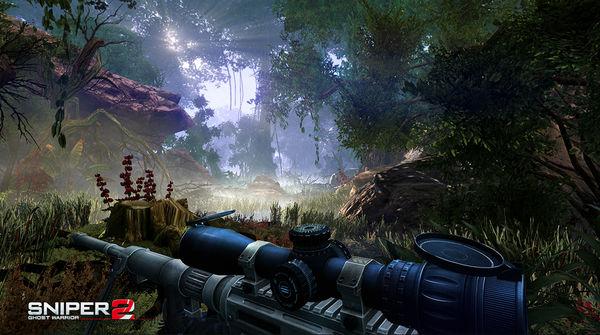 Скриншот №7 к Sniper Ghost Warrior 2