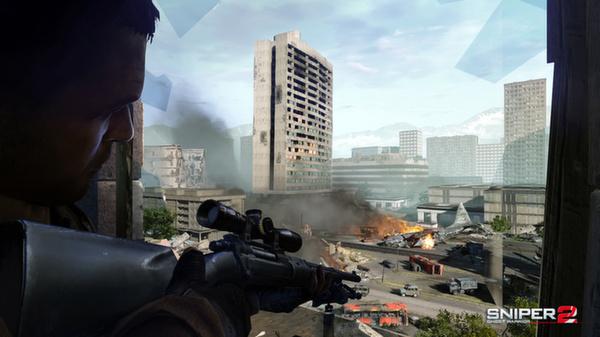 Скриншот №10 к Sniper Ghost Warrior 2