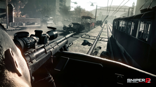Скриншот №5 к Sniper Ghost Warrior 2