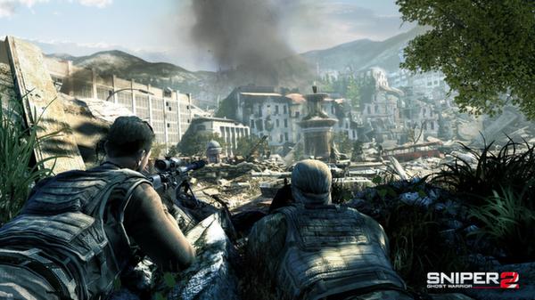 Скриншот №1 к Sniper Ghost Warrior 2