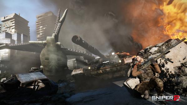 Скриншот №14 к Sniper Ghost Warrior 2