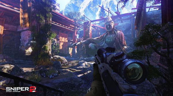 Скриншот №6 к Sniper Ghost Warrior 2