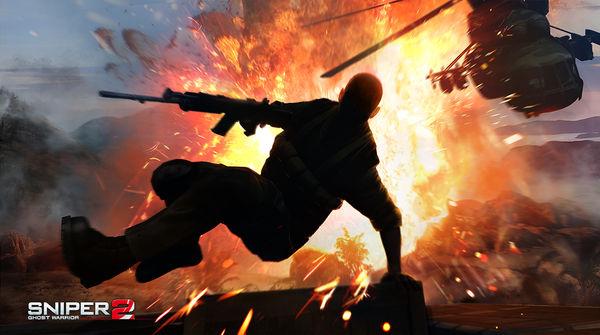 Скриншот №15 к Sniper Ghost Warrior 2