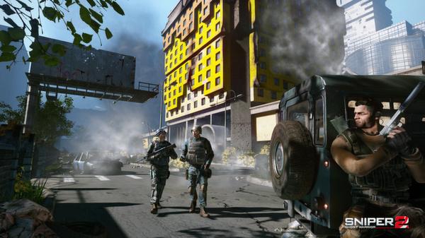 Скриншот №11 к Sniper Ghost Warrior 2