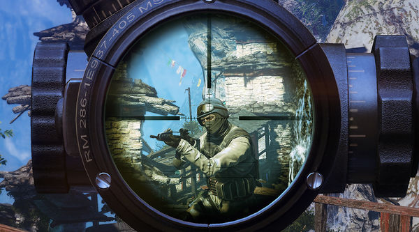 Скриншот №4 к Sniper Ghost Warrior 2