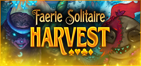 Faerie Solitaire Harvest Cover Image