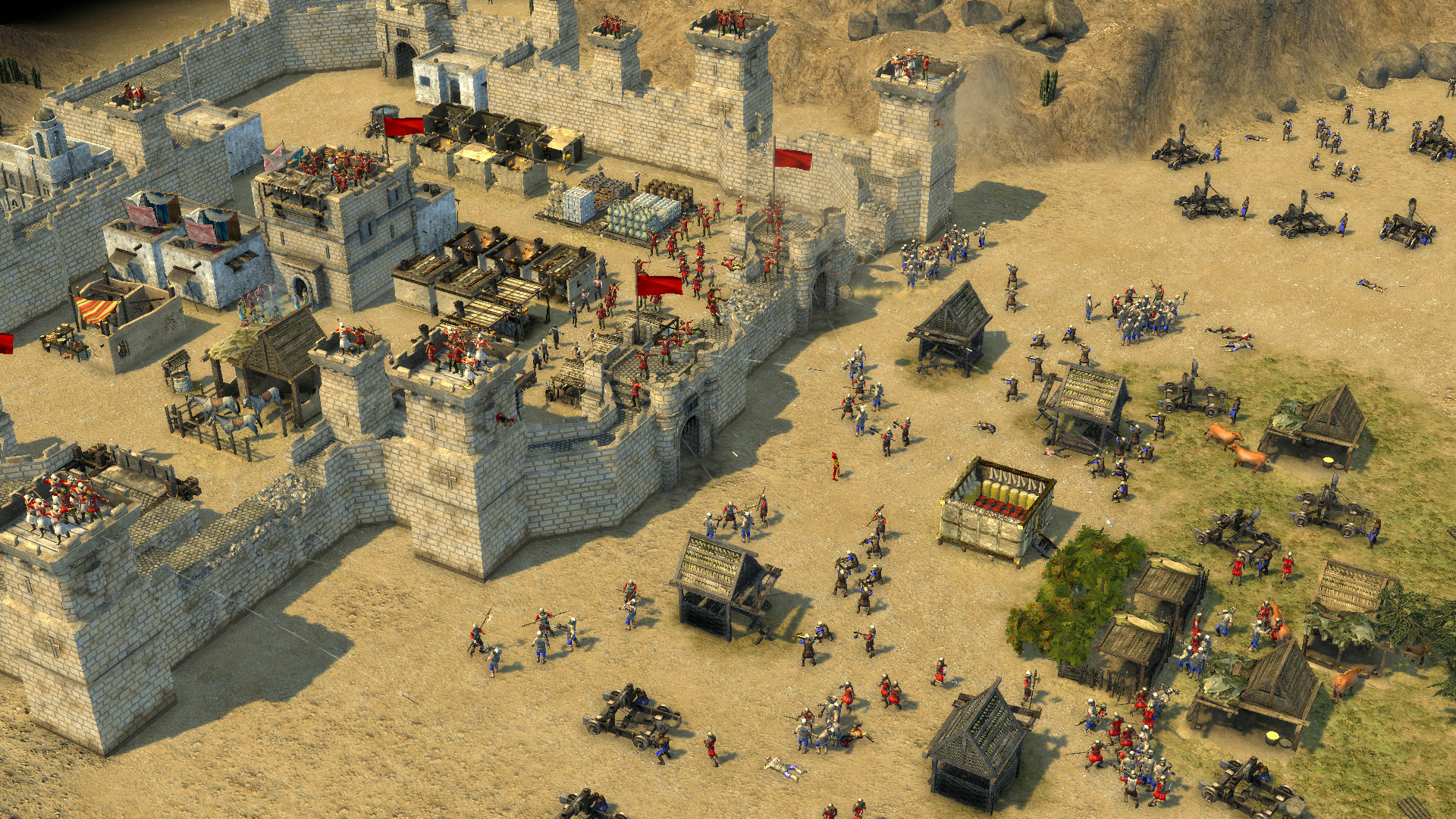 stronghold 2 deluxe crack download free
