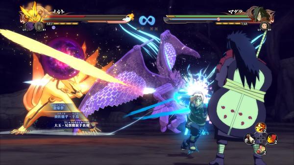 Скриншот №1 к NARUTO SHIPPUDEN Ultimate Ninja STORM 4