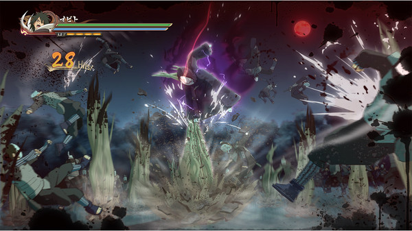 Скриншот №9 к NARUTO SHIPPUDEN Ultimate Ninja STORM 4