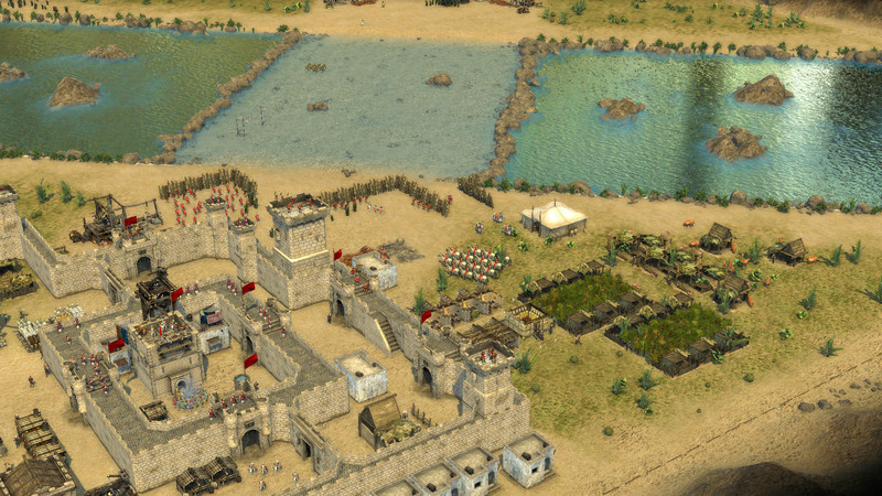 Stronghold Crusader 2 Serisi - CODEX - SKIDROW Full İndir Download  Yükle