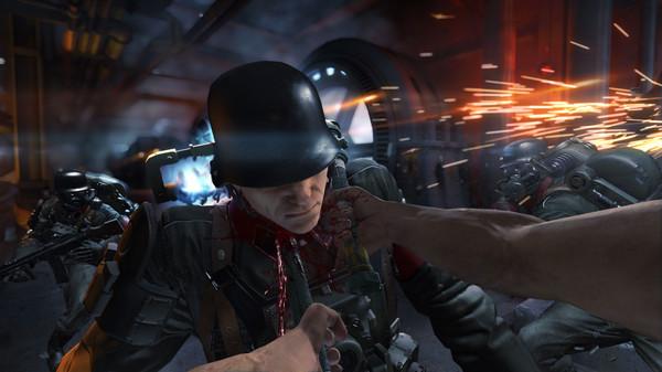 Скриншот №10 к Wolfenstein The Old Blood
