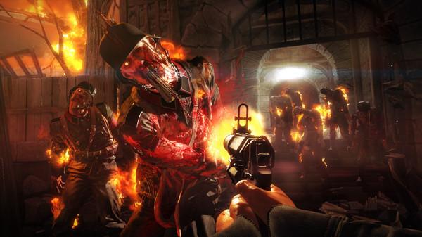 Скриншот №4 к Wolfenstein The Old Blood
