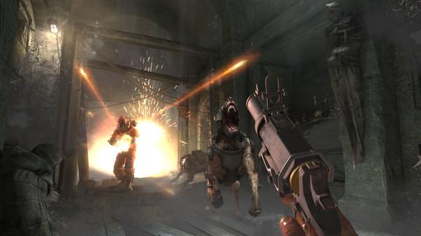 Wolfenstein: The Old Blood скриншот