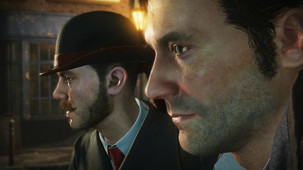 Скриншот №10 к Sherlock Holmes The Devils Daughter