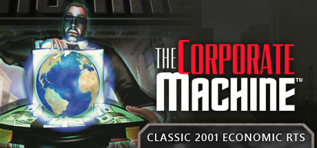 The Corporate Machine Cover Image