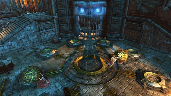 скриншот Lara Croft and the Guardian of Light 1