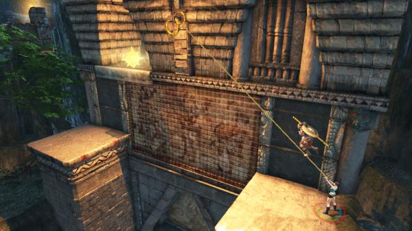 скриншот Lara Croft and the Guardian of Light 4