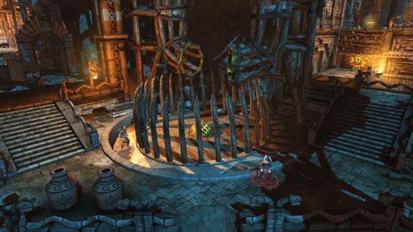 скриншот Lara Croft and the Guardian of Light 0