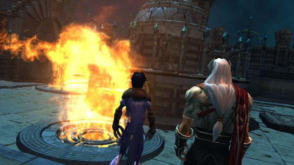 скриншот Lara Croft GoL: Raziel and Kain Character Pack 4