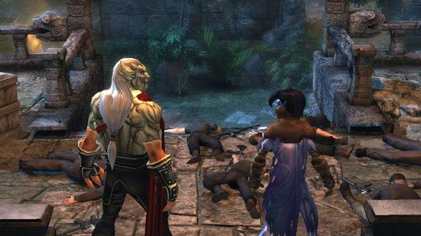 скриншот Lara Croft GoL: Raziel and Kain Character Pack 2