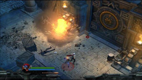 скриншот Lara Croft GoL: Raziel and Kain Character Pack 3