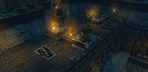 скриншот Lara Croft GoL: All the Trappings - Challenge Pack 1 1