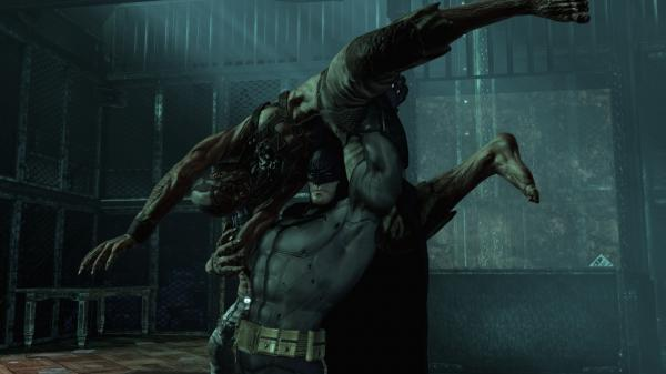 скриншот Batman: Arkham Asylum Game of the Year Edition 0