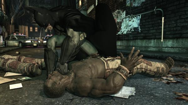 скриншот Batman: Arkham Asylum Game of the Year Edition 2