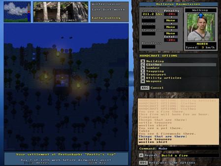 скриншот UnReal World 2