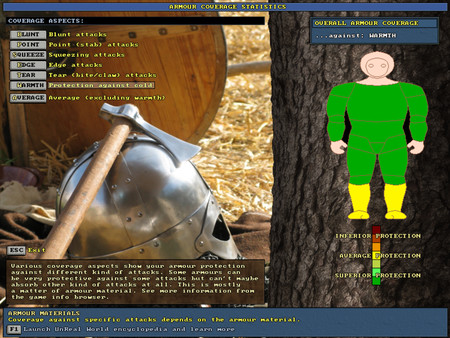 скриншот UnReal World 4