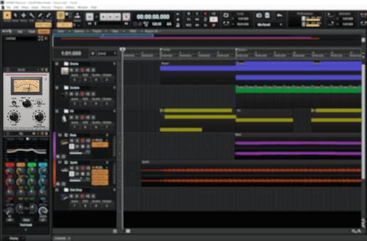 скриншот CA-2A T-Type Leveling Amplifier 4