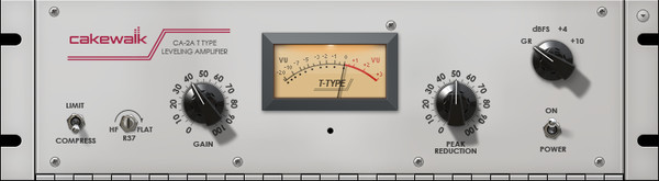 скриншот CA-2A T-Type Leveling Amplifier 0