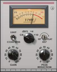 скриншот CA-2A T-Type Leveling Amplifier 3