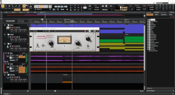 скриншот CA-2A T-Type Leveling Amplifier 1