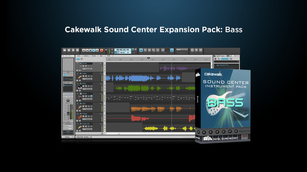 скриншот Cakewalk Expansion Pack - Bass 0