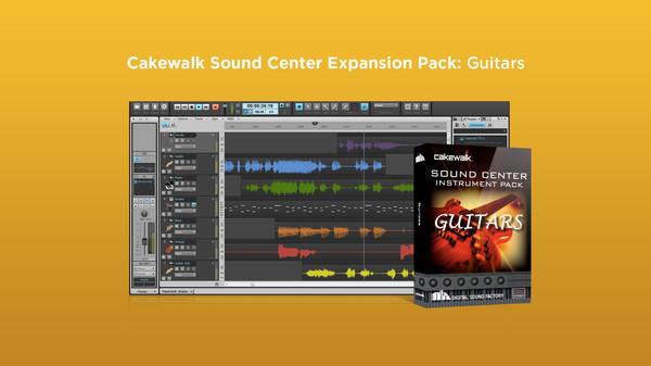 скриншот Cakewalk Expansion Pack - Guitars 0