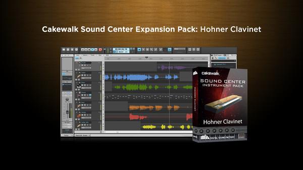 скриншот Cakewalk Expansion Pack - Hohner Clavinet 0