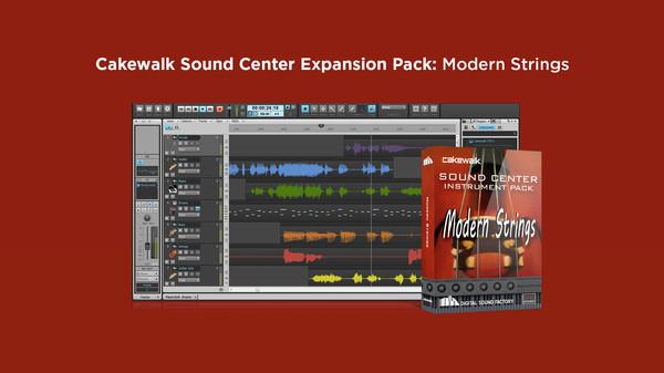 скриншот Cakewalk Expansion Pack - Modern Strings 0