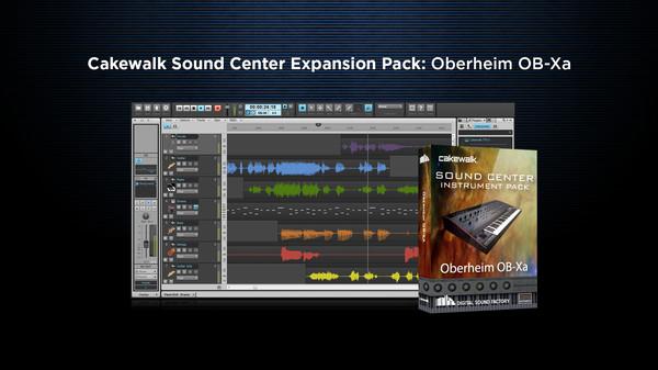 скриншот Cakewalk Expansion Pack - Oberheim OB-Xa 0