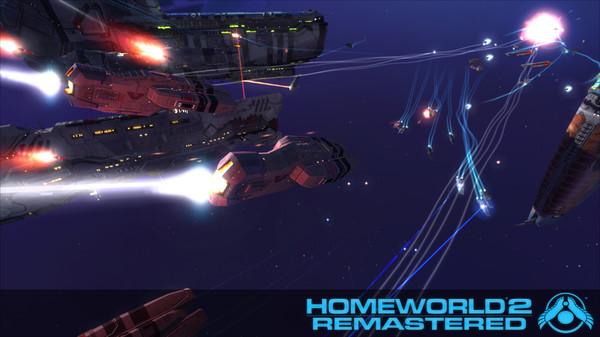 Скриншот №4 к Homeworld 2 Remastered Soundtrack