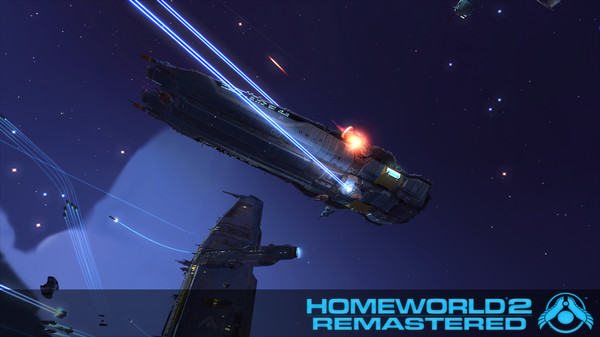 Скриншот №3 к Homeworld 2 Remastered Soundtrack