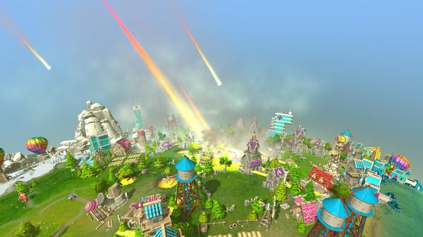 Скриншот №5 к The Universim