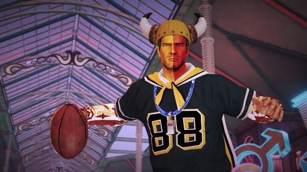 скриншот Dead Rising 2 - Sports Fan Skills Pack 0