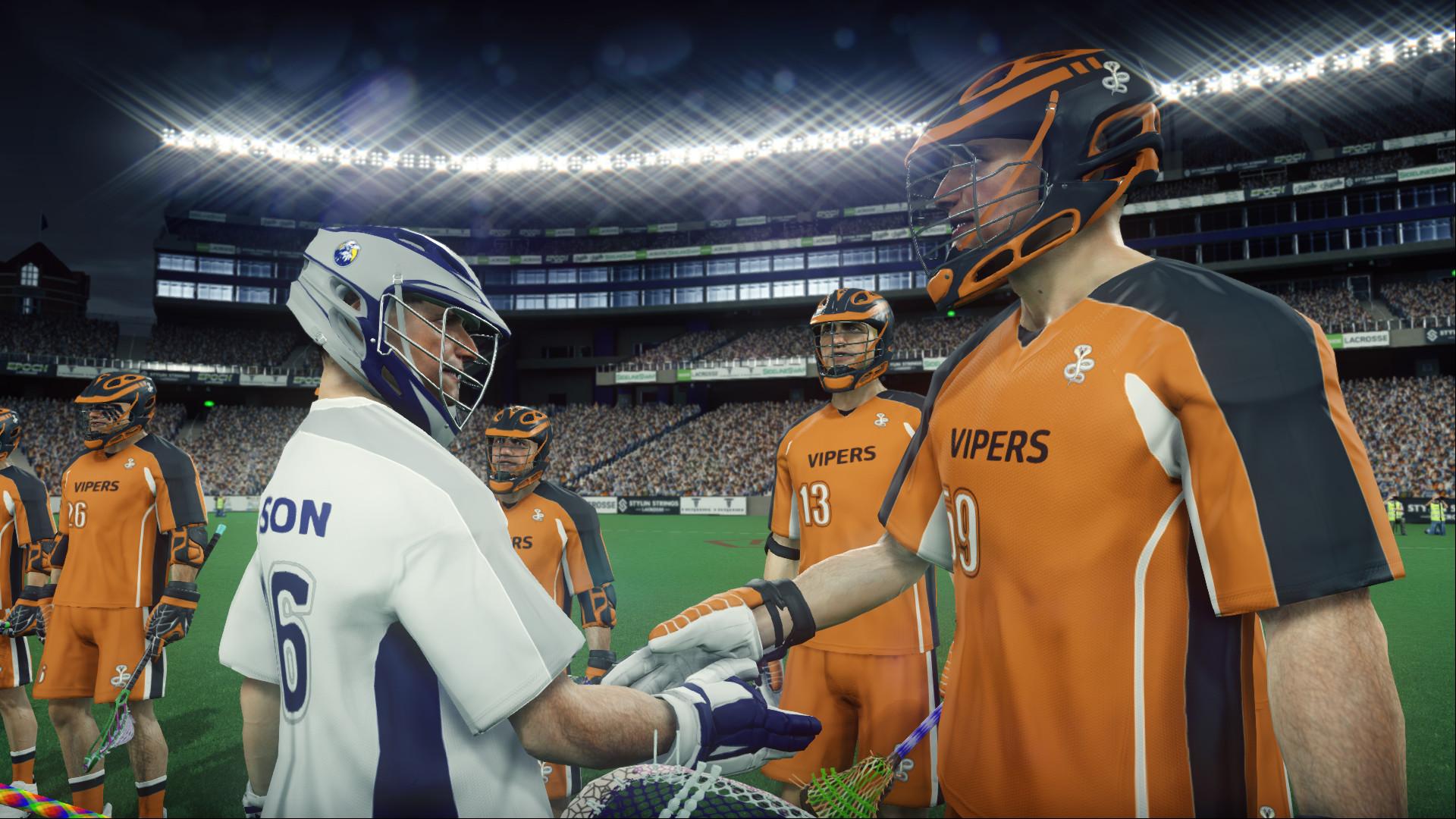 Casey Powell Lacrosse 16