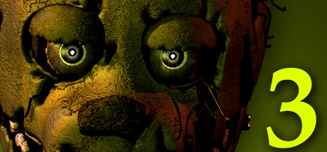 Five Nights at Freddy's 3 Cover Image