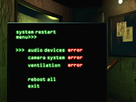 Five Nights at Freddy's 3 скриншот
